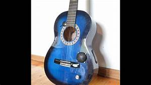 Guitar With Built In Amp And Speaker