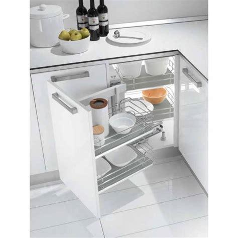 accessoire meuble de cuisine ferrure d 39 angle dynamic croner pour meuble bas