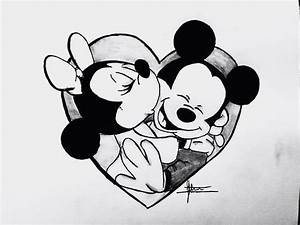 minnie mouse drawing | Tumblr