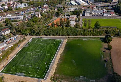 Reference fotbalová hřiště - Swietelsky