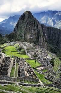 Machu Picchu Peru South America