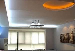 eclairage salon ruban led flexible plafond et murs With superb couleur peinture mur exterieur 1 peindre un mur conseils preparation des murs et video