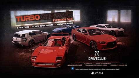 driveclub  update coming tomorrow april dlc cars