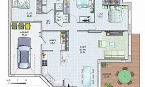 Maison a etage ou plain pied avie home for Plan de maison 2 etage 14 alsace ridgewood maison neuve 224 un etage de type plain