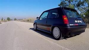 Teaser Renault 5 Gt Turbo  200cv