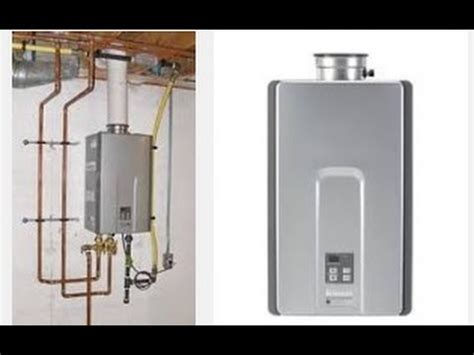 Best Gas Tankless Water Heater 2018 YouTube