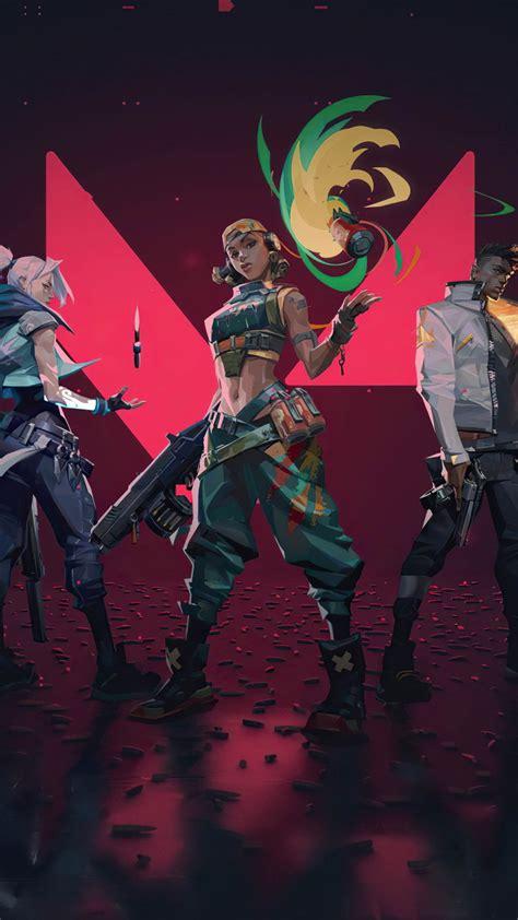 team valorant game  ultra hd mobile wallpaper