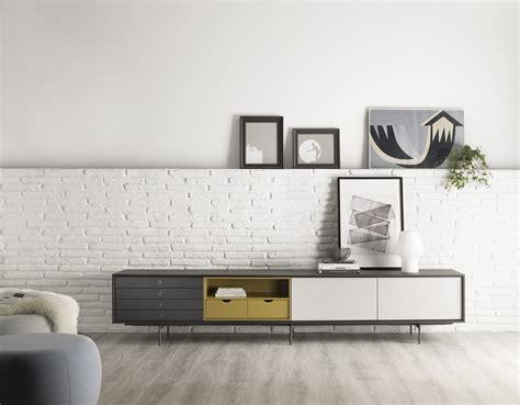 muebles salon tv media furniture aura treku