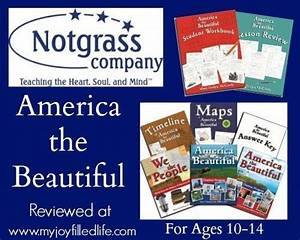 America the Beautiful from Notgrass Company {a review ...
