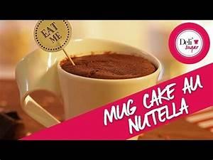 Recette Fondant Au Nutella : recette mug cake au nutella ~ Melissatoandfro.com Idées de Décoration