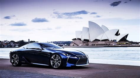 2012 Lexus Lfa Wallpaper