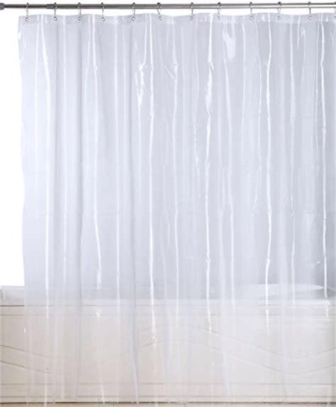 66 premium mildew resistant shower curtain anti