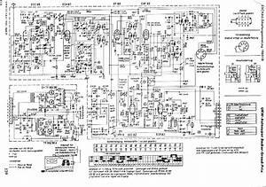 Becker Grand Prix 1960 Service Manual Download  Schematics