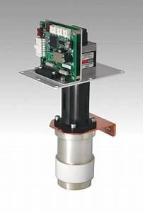 Motorized Vacuum Variable Capacitor