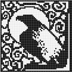 Ravelry: Eagle Chart pattern by Melanie Nordberg