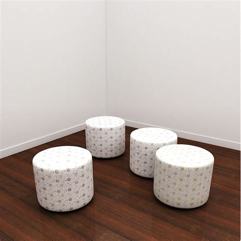 Ottoman Adelaide by Drum Ottoman Adelaide Hccf Commercial Furniture