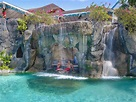 Barbados All Inclusive Resort: Pool waterfall at Colony ...