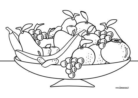 disegni da colorare fiori e frutta disegni artistici della frutta da colorare con disegni di