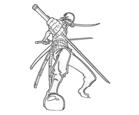 piece roronoa zoro sword mario
