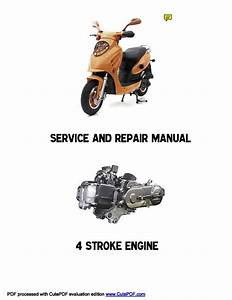 Motor 4 Timpi 50 Cc Repair Manual Pdf Download
