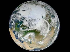 NASA - Blue Marble 2012 - Arctic View