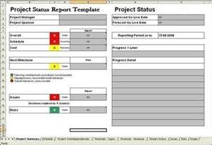 Project Reports Templates by Get Project Management Report Template Microsoft Excel