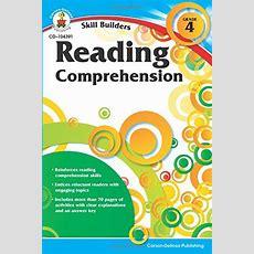 Fourth Grade Reading Comprehension Books