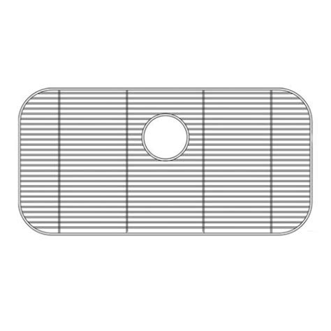 stainless steel sink grid sinkware stainless steel kitchen sink grid gws3015
