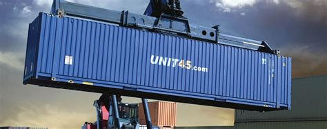 Home | UNIT45 Containers