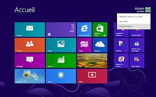 windows 8 démarrer windows 8 directement sur le