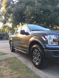 2wd With Readylift 2 25 U0026quot  And 285  75r18 Terra Grapplers - Ford F150 Forum