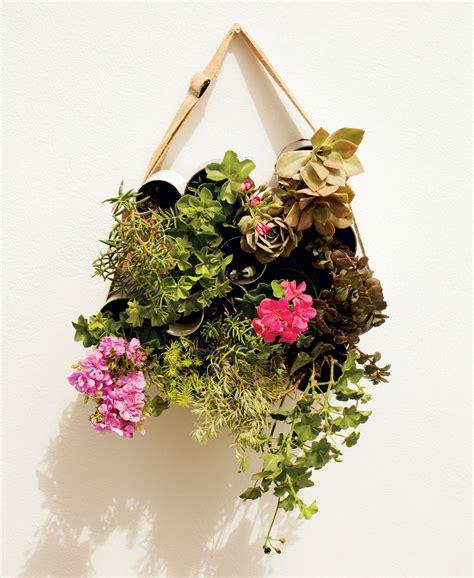 Vertical Garden Pipe by Diy Make A Vertical Garden From Pvc Pipes Sa Garden And