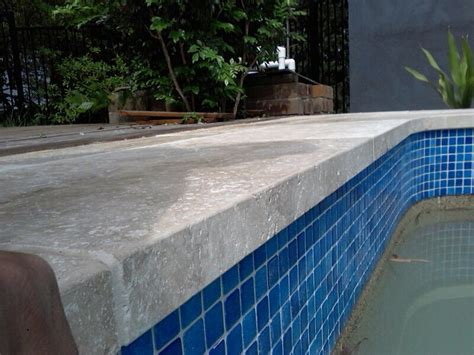 pool surrounds waterline tiling scope tiling