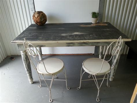 black shabby chic dining table vintage shabby chic black and white country dining table farm table table display table