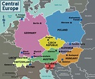 Central Europe – Travel guide at Wikivoyage