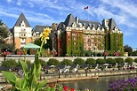$100 Rates at the Fairmont Empress, Vancouver Island ...