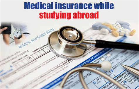 Medical Insurance While Studying Abroad