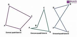 Quadrilateral - Definition, Properties, Types, Formulas, Notes  Quadrilateral