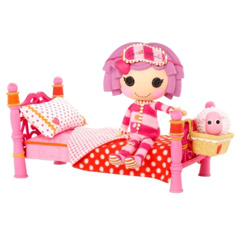 lalaloopsy bed lalaloopsy with bed reviews toylike