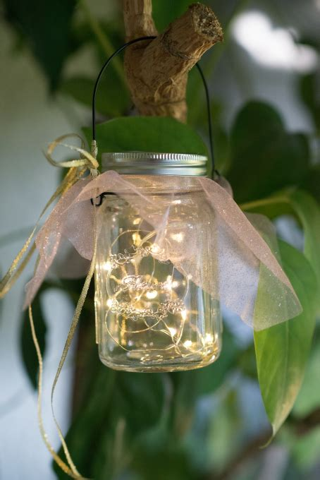how to make jar lights jar crafts
