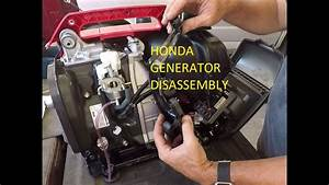 Honda Eu2000i Fuel System Complete Disassembly And Inspection