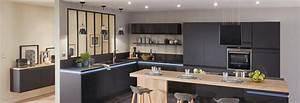 Facade De Cuisine Seule Lapeyre : la cuisine ytrac une collection r solument contemporaine ~ Dailycaller-alerts.com Idées de Décoration