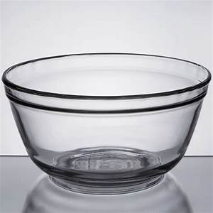Trend Glass Salad Bowls   Home Ideas Collection