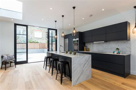 London Joinery Company  Contemporary  Kitchen London