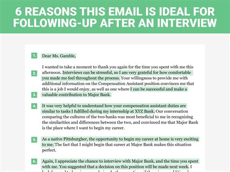 the follow up letter business insider