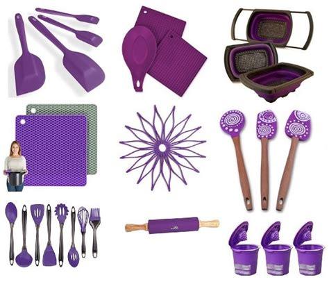silicone kitchen accessories best purple silicone kitchen utensils accessories 2219