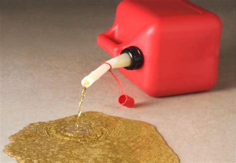 How to Get Rid of Gasoline Smell   3 Ways   Bob Vila