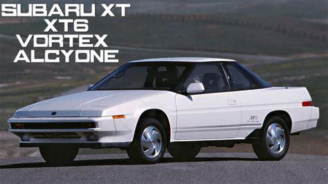 Subaru XT, XT6, Vortex, Alcyone - YouTube
