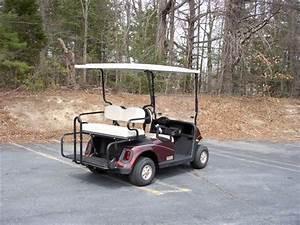 Yamaha G1 Golf Cart