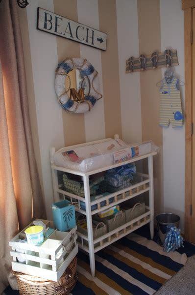 babys beach nursery   budget project nursery